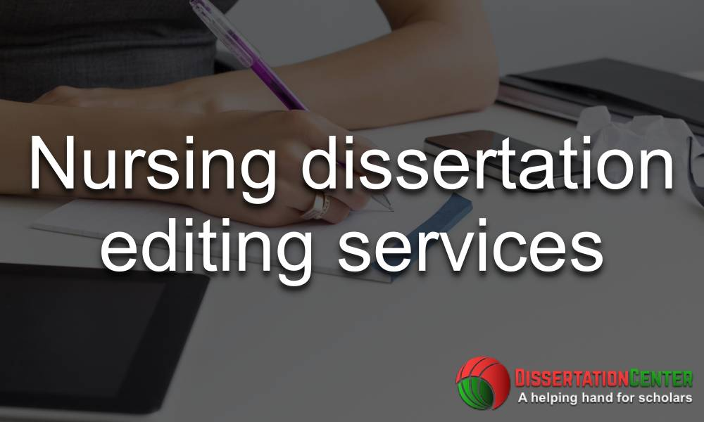 Nursing Dissertation Help: Help With Nursing Dissertation & Writing Services UK