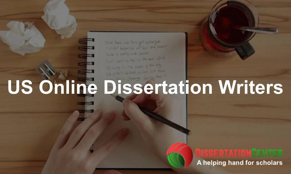 US Online Dissertation Writers