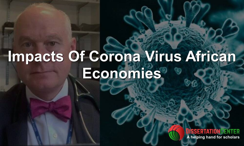 Impacts‌ ‌Of‌ ‌Corona‌ ‌Virus‌ ‌African‌ ‌Economies‌